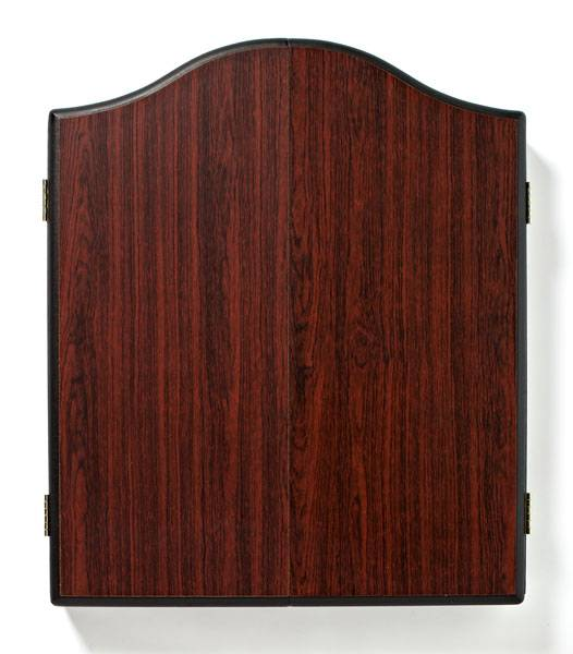 WINMAU Dartboard Cabinet - Rosewood (dunkel) - 4060