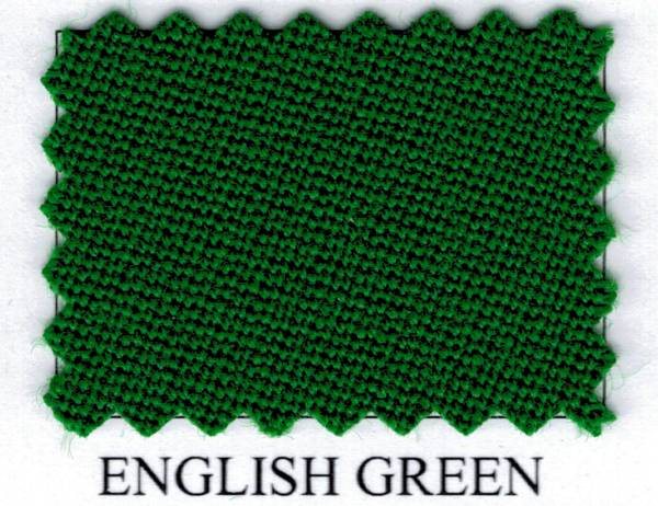 SIMONIS 760 - English Green - Tuchbreite: 195 cm - Billardtuch