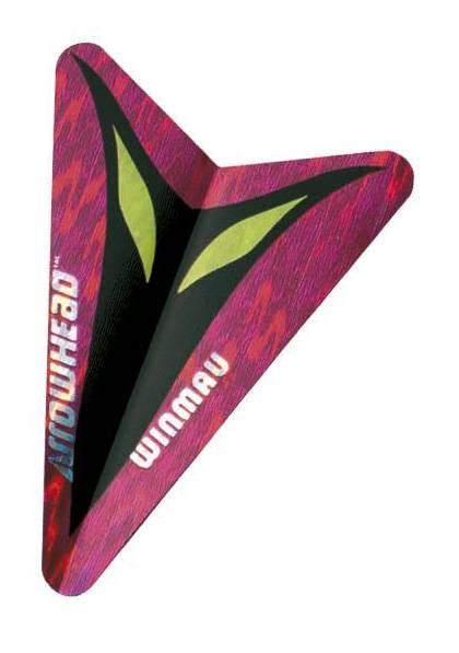 WINMAU - Flight - ARROWHEAD - 3 Stück