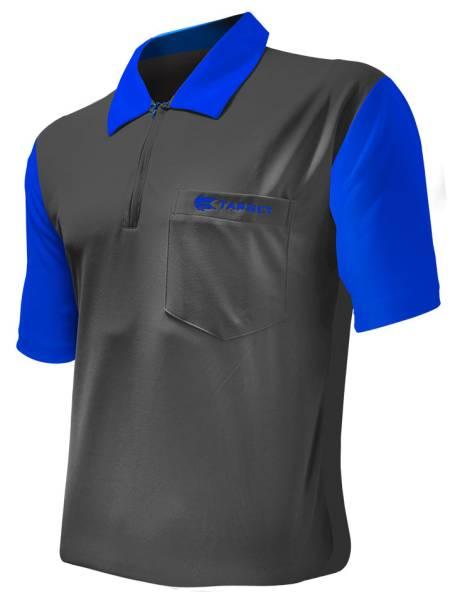 Target Coolplay 2 Dart Shirt - GREY & BLUE