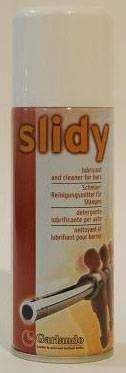 SLIDY Speed Spray - zur Schmierung von Tischfussball-Stangen