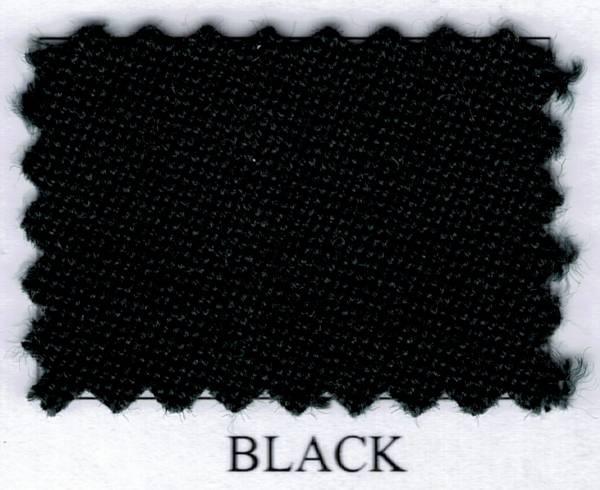 SIMONIS 760 - Black - Tuchbreite: 195 cm - Billardtuch