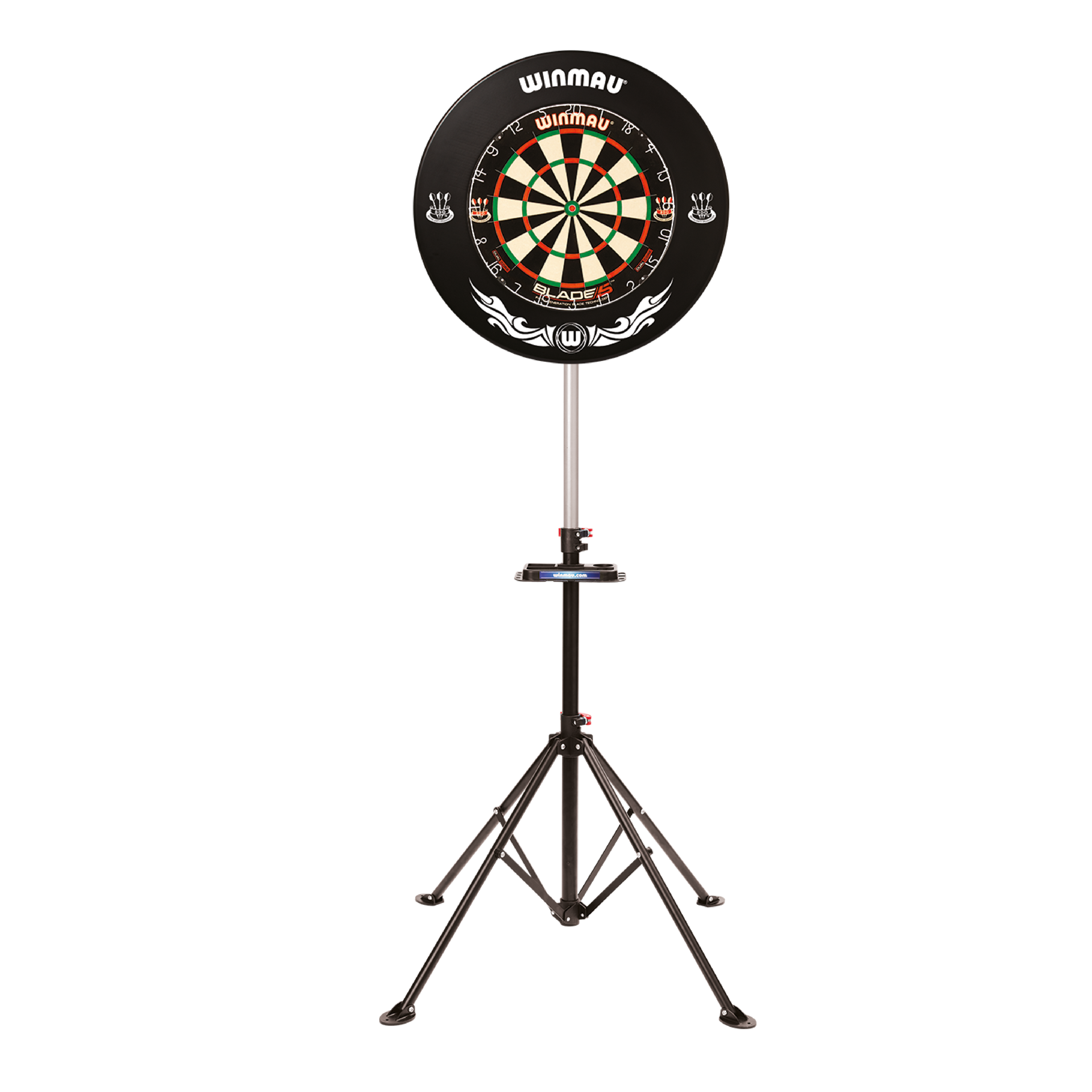 winmau xtreme dartboard stand 2 play where ever darts billard shop bce ltd darts. Black Bedroom Furniture Sets. Home Design Ideas