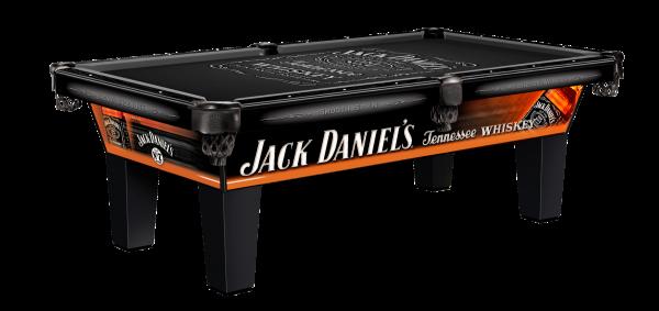 OLHAUSEN JACK DANIELS - Billardtisch - Licensed Table Series