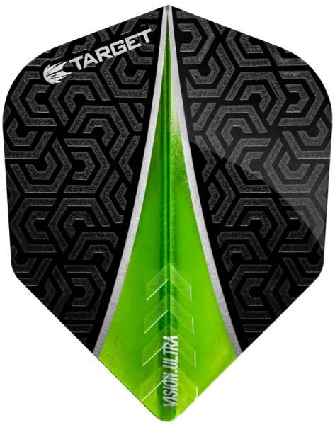 TARGET VISION ULTRA 100 - Flight - 3 Stück - Green