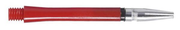 Shaft - NYLON REVOLVING - short/medium - Rot