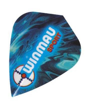 WINMAU - Flight - KITE POLY - 3 Stück