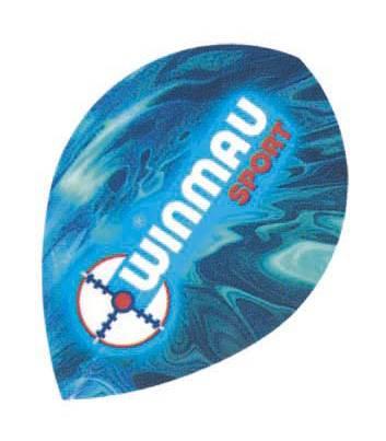 WINMAU - Flight - PEAR POLY - 3 Stück