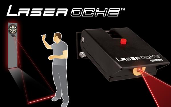 WINMAU® Laser Oche - Laser-Abwurflinie