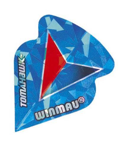 WINMAU - Flight - TOMAHAWK BREIT/STANDARD - 3 Stück