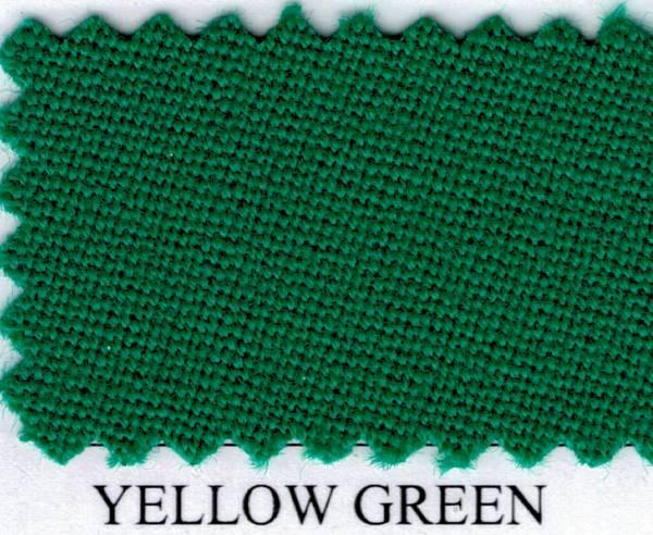 SIMONIS 760 - Yellow Green - Tuchbreite: 165 cm - Standardgrün - Billardtuch