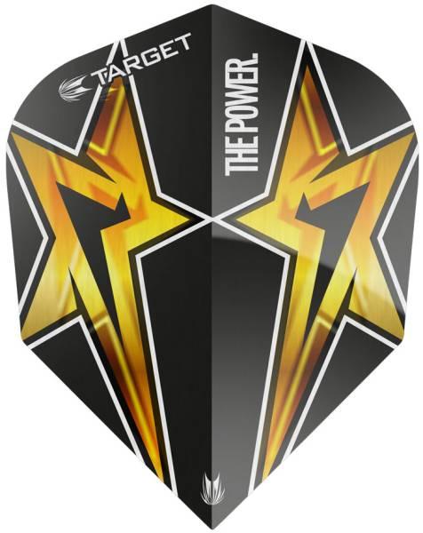 Phil Taylor Vision Flight - Target - 3 Stk - Power Black No6