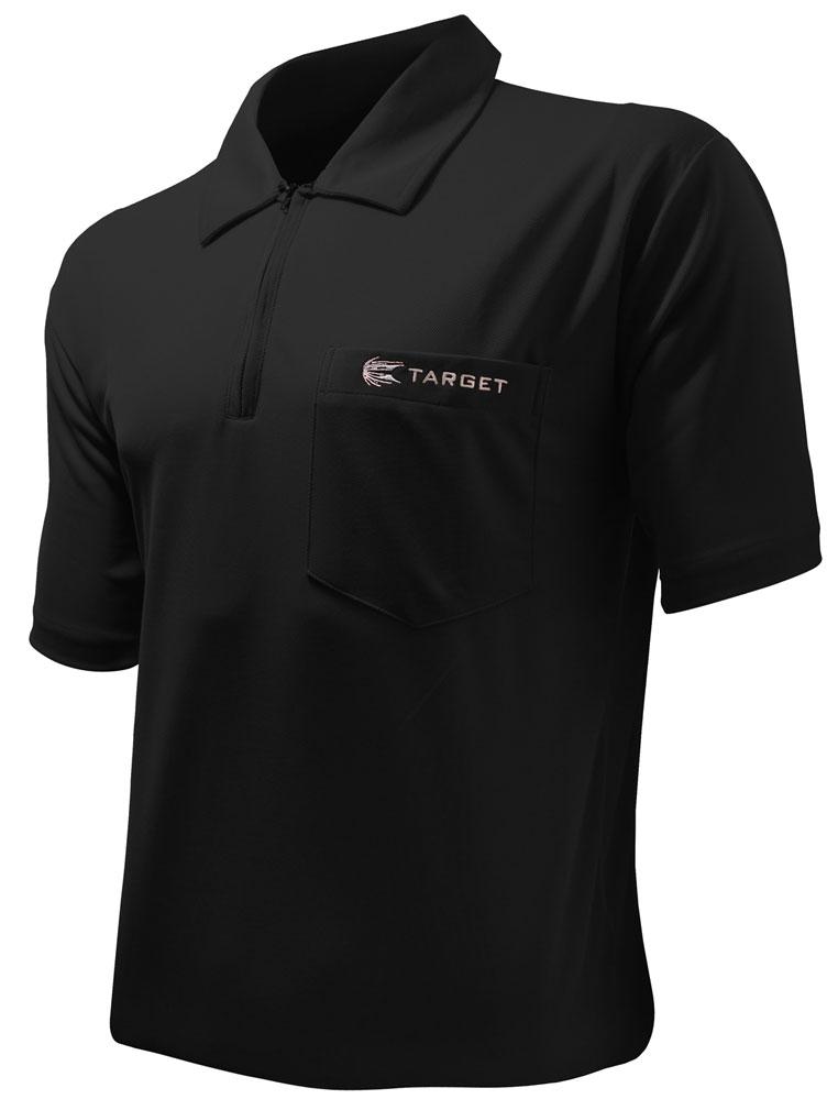 Target Coolplay Hybrid Green /& Black Darts Shirt in XX Large