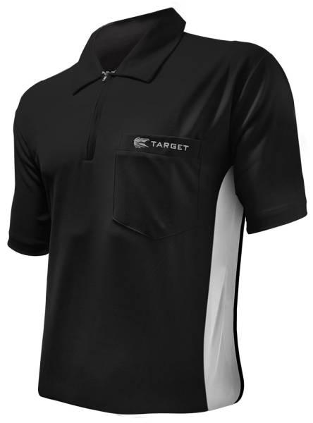 Target Coolplay Hybrid - BLACK & WHITE - Dart Shirt