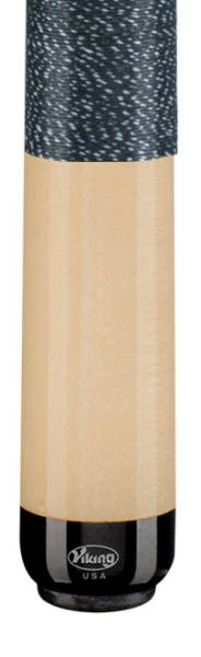 VIKING A229 Forestgreen/White - Billard Queue - Handmade in USA