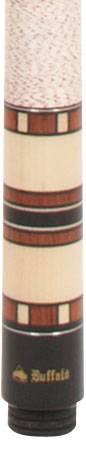 BUFFALO PREMIUM 2 - Billard Queue - 13 mm LePro & Irische Leinen