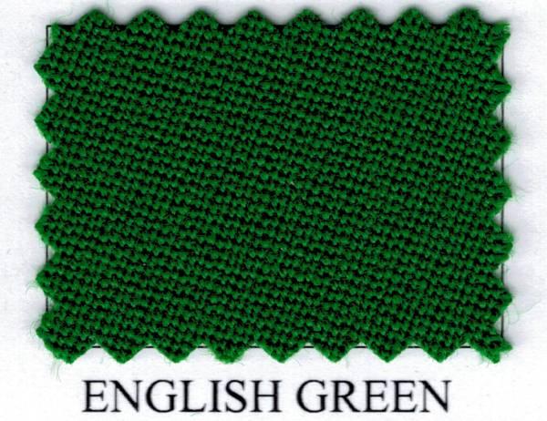 SIMONIS 760 - English Green - Tuchbreite: 195 cm - Billardtuch