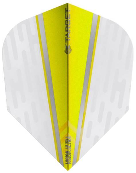 TARGET VISION ULTRA 100 - Flight - 3 Stück - Zoom Yellow