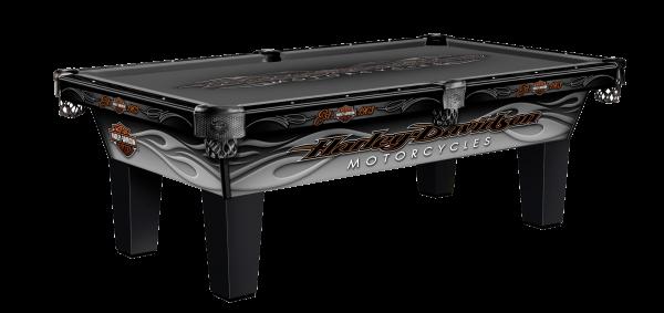 OLHAUSEN HARLEY DAVIDSON - Billardtisch - Licensed Table Series
