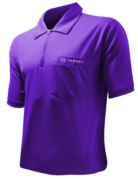 Target Coolplay - PURPLE - Dart Shirt