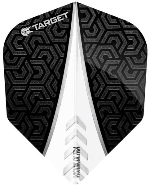 TARGET VISION ULTRA 100 - Flight - 3 Stück - White