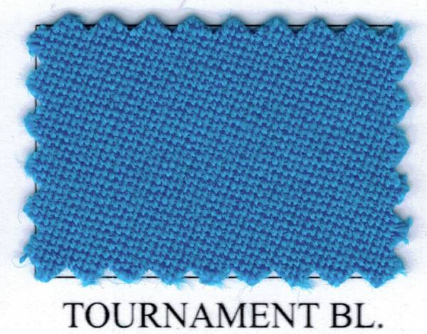 SIMONIS 760 - Tournament Blue - Tuchbreite: 165 cm - Billardtuch