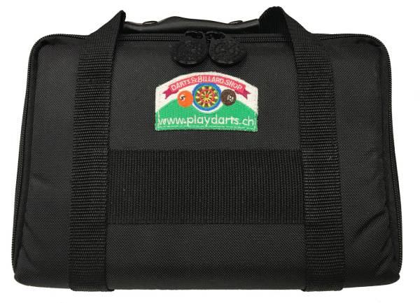 Darts & Billard Shop - Dart-Koffer Professional - schwarz - 2058