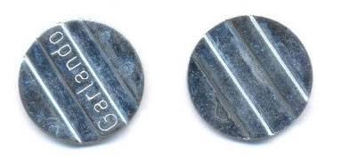 Garlando - JETONS für Garlando Münzprüfer