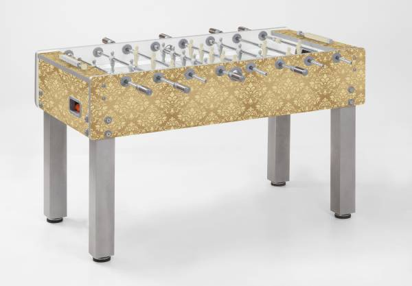 GARLANDO G-500 YELLOW EARTH - Tischfussball