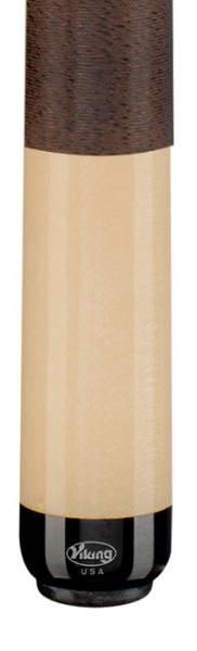 VIKING A229 Walnut/Black - Billard Queue - Handmade in USA