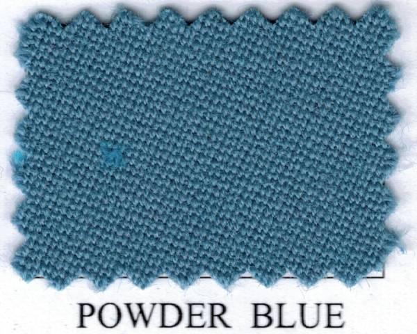 SIMONIS 760 - Powder Blue - Tuchbreite: 195 cm - Billardtuch