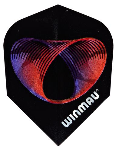 WINMAU - Flight - 3D STANDARD - 3 Stück