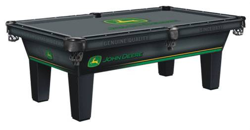 OLHAUSEN JOHN DEERE - Billardtisch - Licensed Table Series