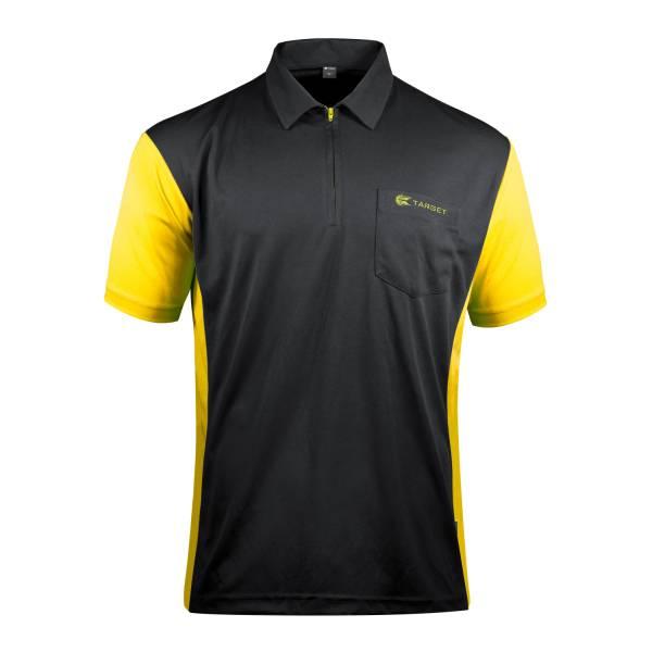 Target Coolplay 3 - Black & Yellow - Dart Shirt