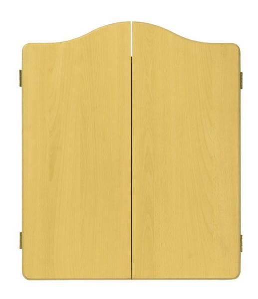 WINMAU Dartboard Cabinet - Plain (light) - 4350