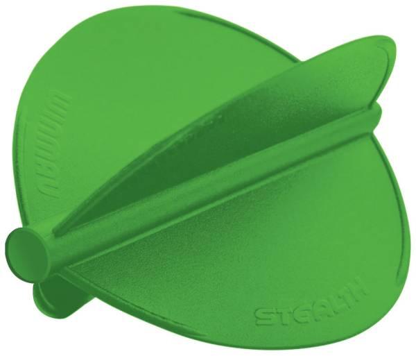WINMAU STEALTH FLIGHT - Pear - Green