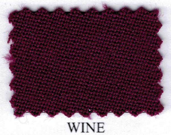 SIMONIS 760 - Wine - Tuchbreite: 195 cm - Billardtuch