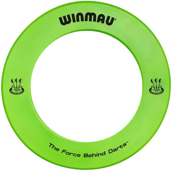 WINMAU CATCHRING GRÜN - Schutzring für Steel-Dartboards