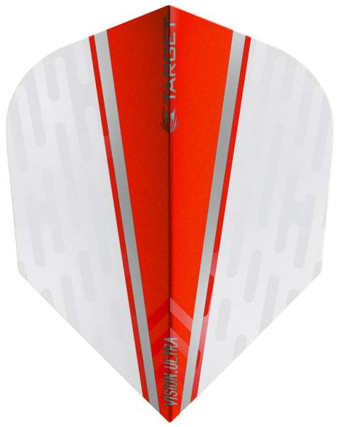 TARGET VISION ULTRA 100 - Flight - 3 Stück - Zoom Red