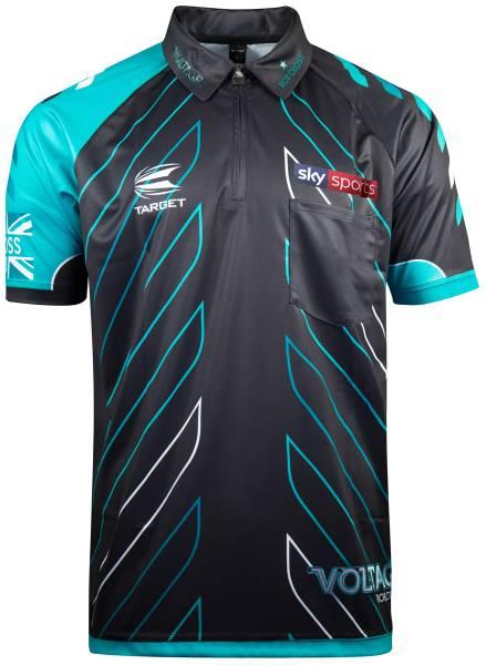 Target Coolplay Dart Shirt - Rob 'Voltage' Cross 2018
