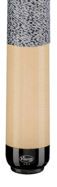 VIKING A229 White/Black - Billard Queue - Handmade in USA
