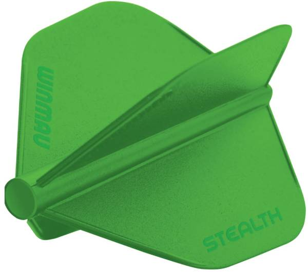 WINMAU STEALTH FLIGHT - Standard - Grün