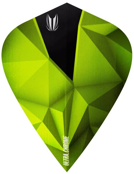 TARGET VISION KITE 100 - Flight - 3 Stück - Shard Emerald
