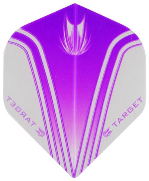 TARGET VISION PRO 100 - Flight - 3 Stück - Simple Purple
