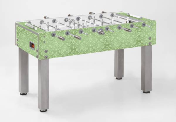 GARLANDO G-500 APPLE GREEN - Tischfussball