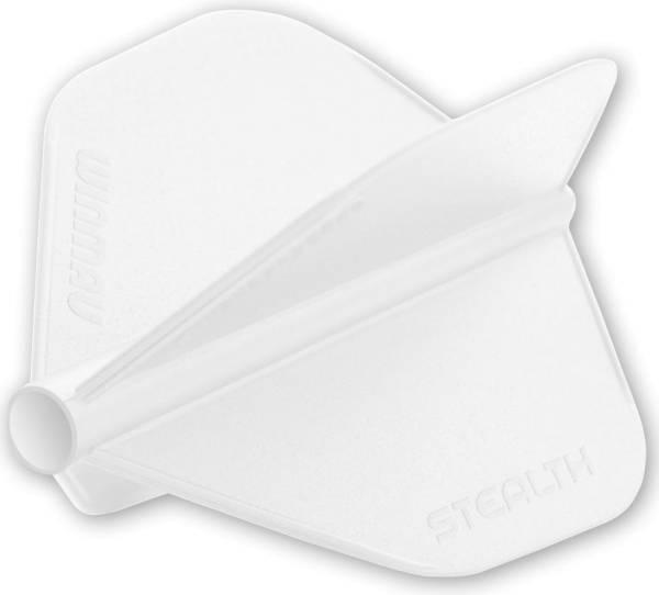 WINMAU STEALTH FLIGHT - Standard - Weiss