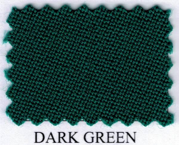 SIMONIS 760 - Dark Green - Tuchbreite: 195 cm - Billardtuch