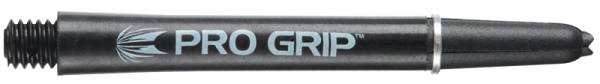 TARGET PRO GRIP - 3 x MEDIUM Nylon-Shafts - Schwarz