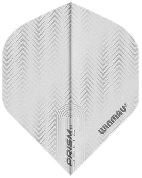 WINMAU DELTA Darts Flights - 3 Stück - Extra stark!