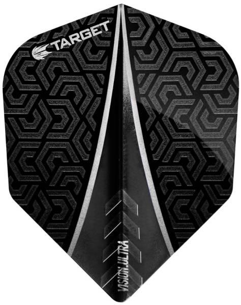 TARGET VISION ULTRA 100 - Flight - 3 Stück - Black